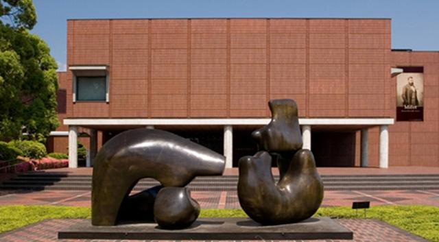 Prefectural art museum