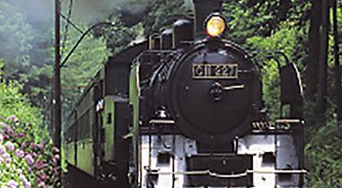 daiikawa*do SL steam locomotive