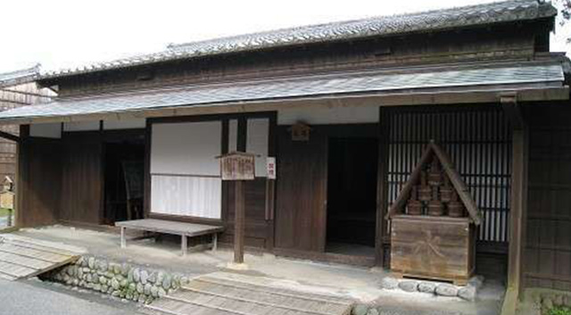 Remains of ShimadasyukuOoigawaKawagoe