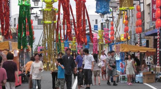 Shimada summer festival