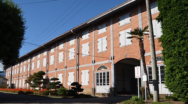 The Tomioka Silk Mill